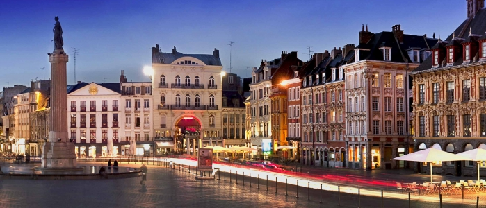 Quoi faire en week end à Lille